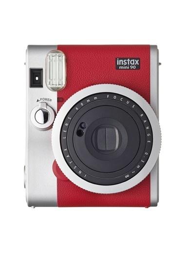 Fujifilm İnstax Neo 90 Classic Kırmızı Fotoğraf Makinesi Kırmızı